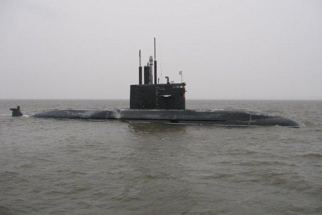 Submarine Lada 1