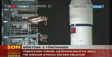 Gokturk 2 launch