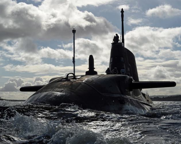 HMS Astute 1