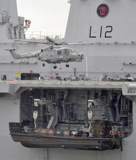 HMS Ocean 3