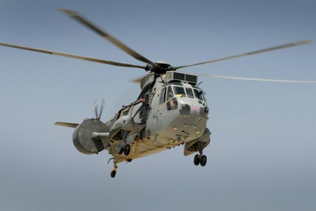 Sea King 5 AEW