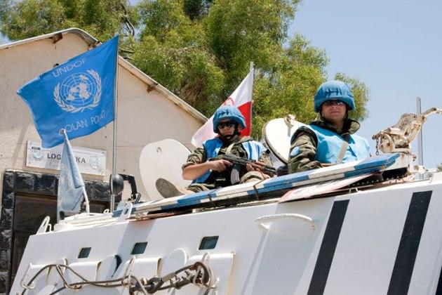 UN Golan