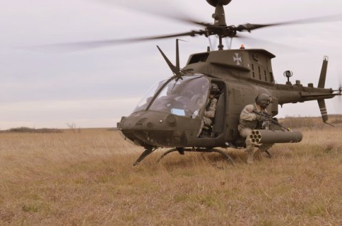 OH-58D 1