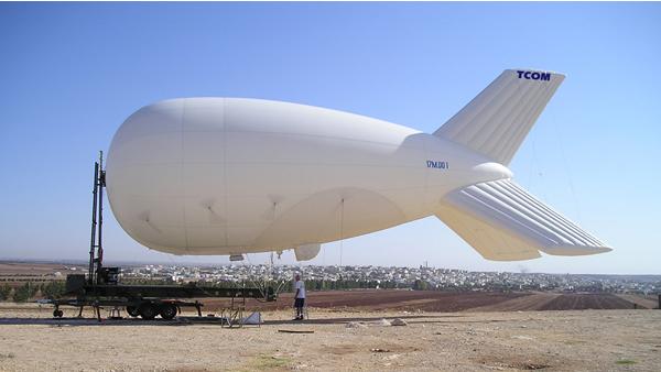 TCOM aerostat 1