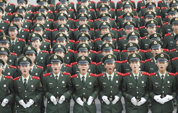 China parade 1