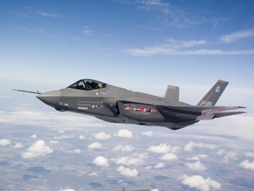 F-35A 3