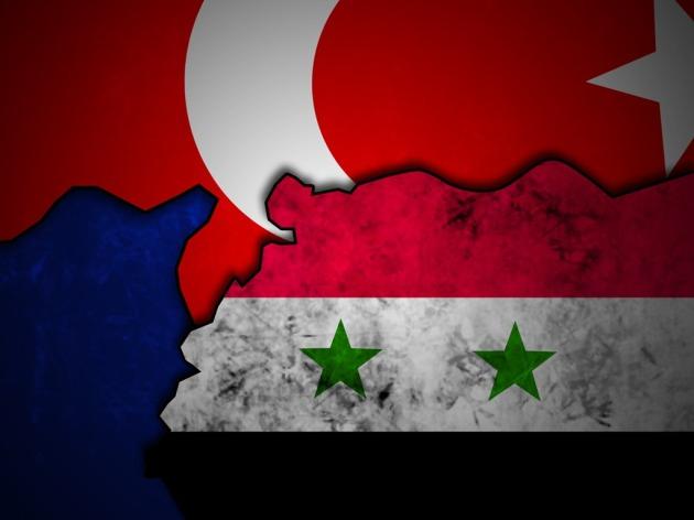 Turkey Syria