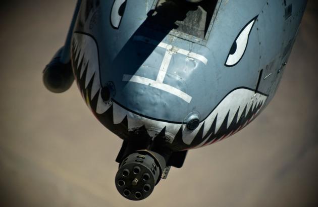 Afghanistan A-10 1