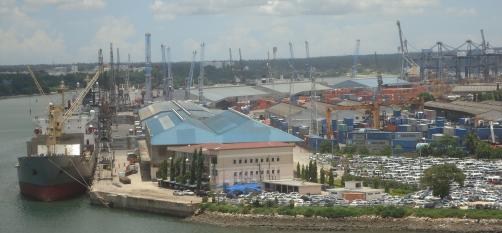 Bagamoyo port