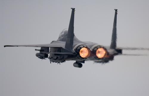 F-15K SLAM-ER