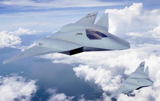 F:A-XX Boeing