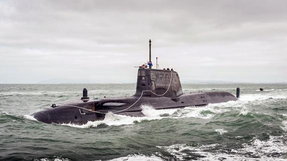 HMS Ambush 1