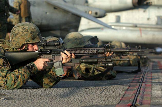 M16A4 1
