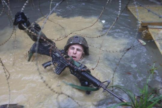 Marines Training 3