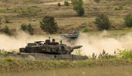Panzer Strike 4