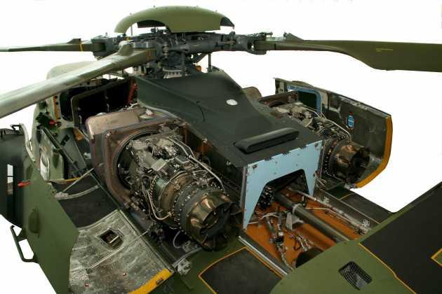 RTM322 NH90 engine