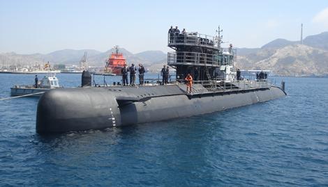 S-73 submarine