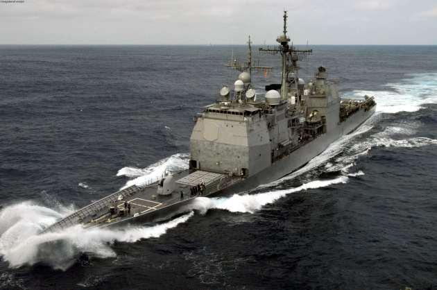 USS Chancellorsville 2