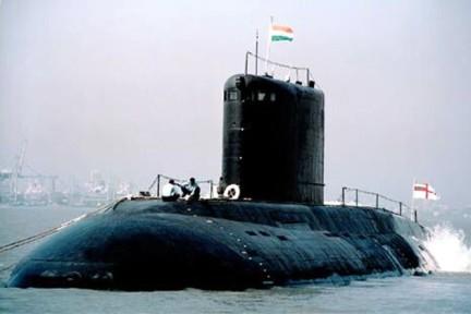 India submarines 1