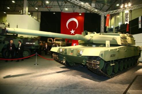 Turkey Altay 1