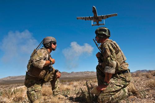 USAF Combat Control 3