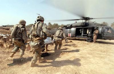 Combat medic 1