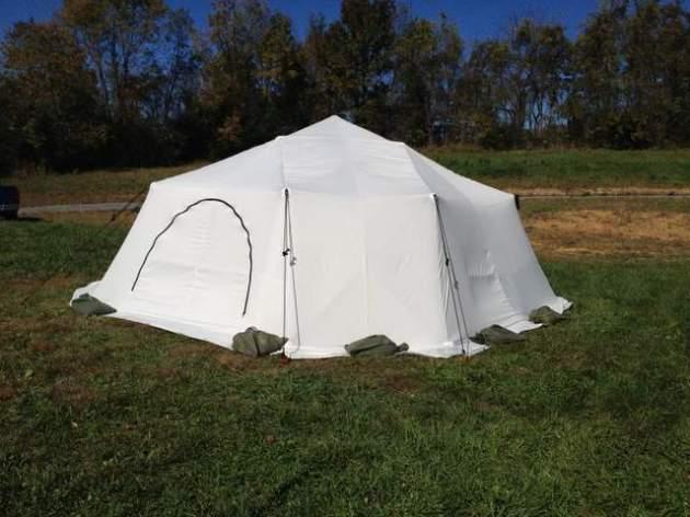 HDT tent 1