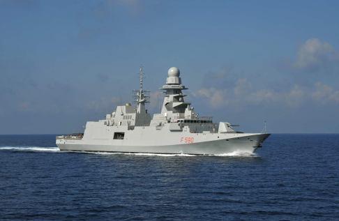 Italy Navy FREMM 1