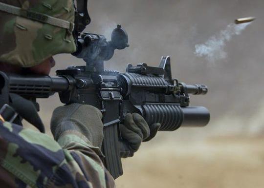 M4A1 2