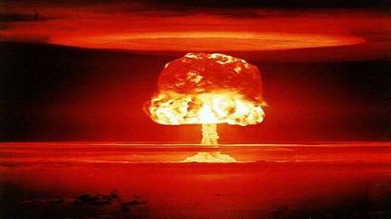 Nuclear mushroom 1