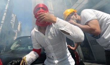 Taksim riots 11
