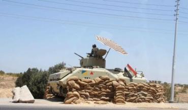 Egypt Army Sinai 1