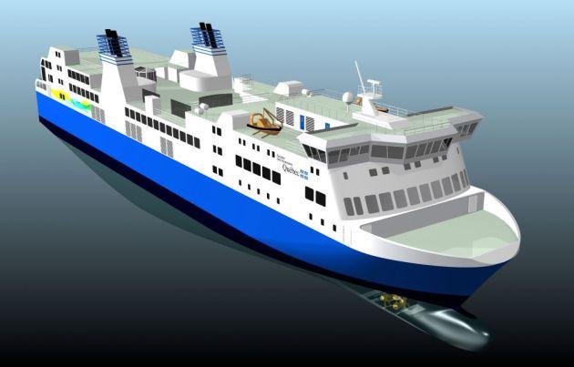 Fincantieri Canada ship