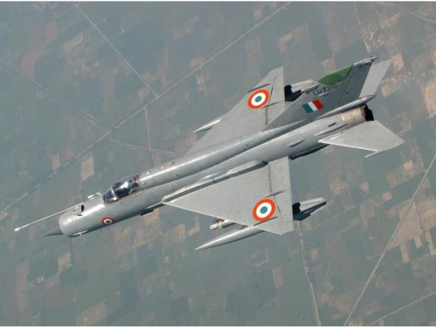 India Air Force MiG-21 1