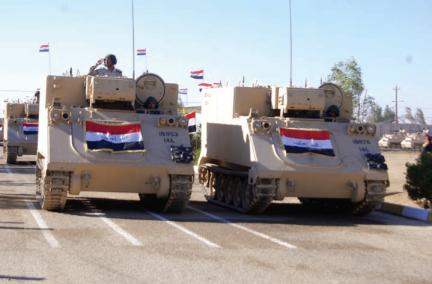 Iraq M113 1