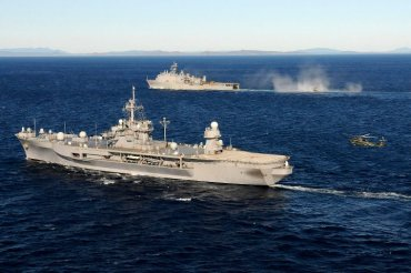 USS Blue Ridge 1