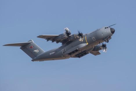 Turkey Air Force A400M 2