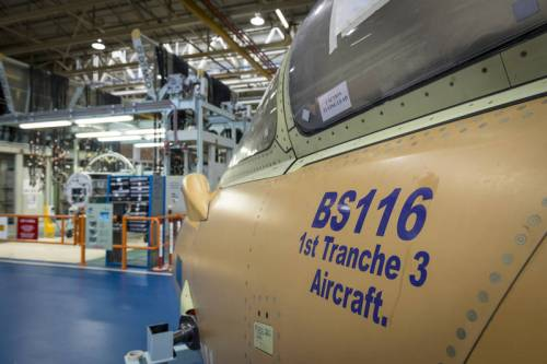 Eurofighter Tranche 3 4