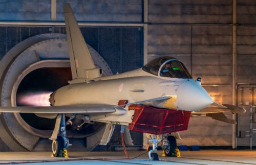 Eurofighter Tranche 3 6