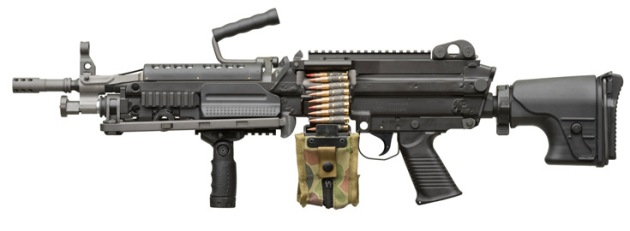 Minimi LMG Mk3