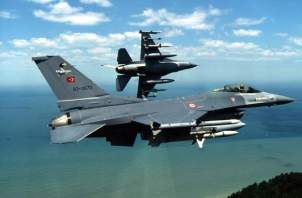Turkey Air Force F-16 1