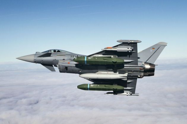 Eurofighter Taurus 2