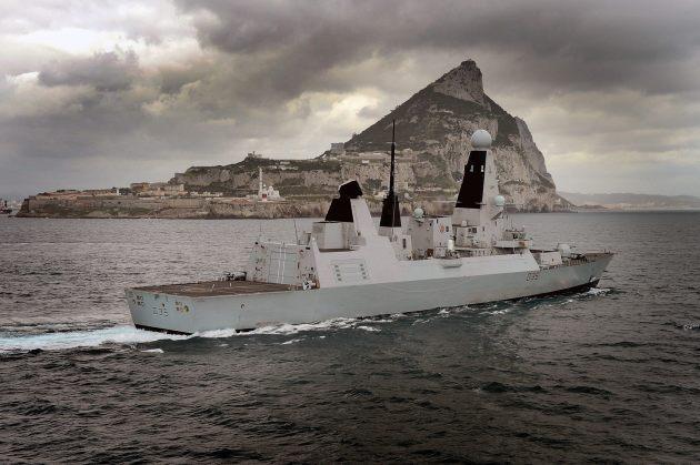 Type-45 Gibraltar 1