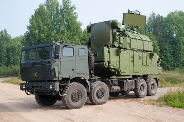 Tor-M2KM 1