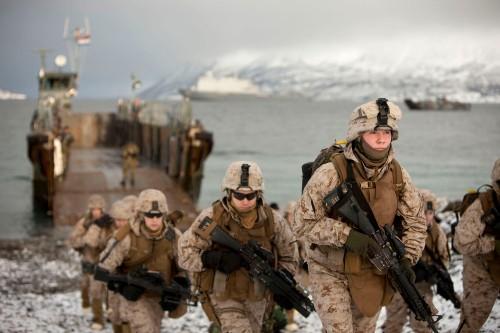 USMC Cold Response 2013 3