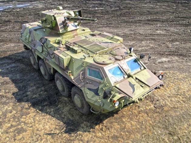 BTR-4 1