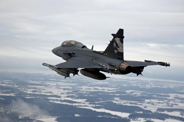 Gripen E/F Test aircraft