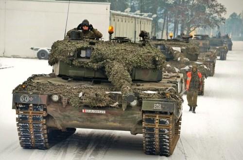 Poland Leopard 2 1