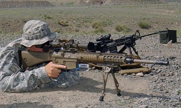 M110 SASS 1