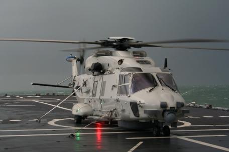 Dutch Navy NH90 1